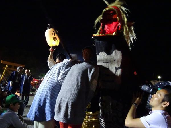 明日は「ながい黒獅子まつり」が開催されます!:画像