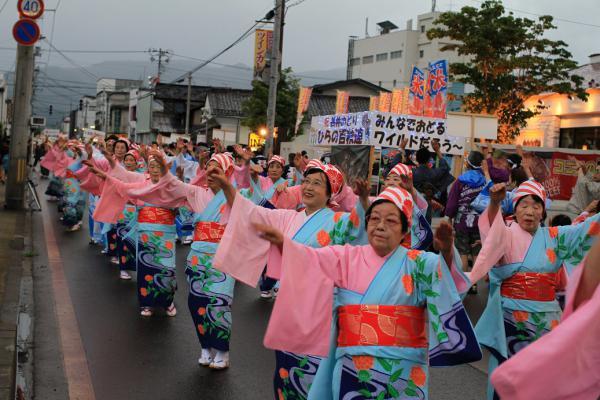 令和元年 長井おどり大パレードの募集要項について