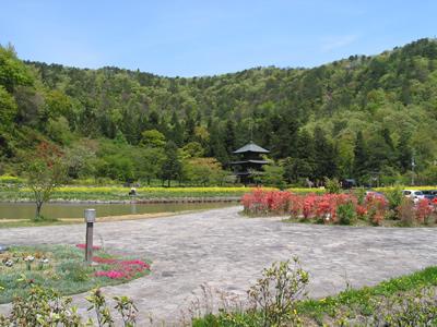 安久津八幡神社:画像