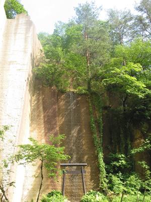 瓜割石庭公園:画像