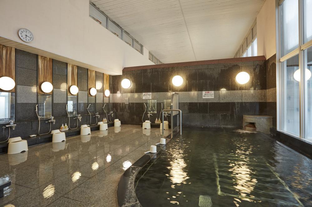 太陽館温泉 営業を再開しました:画像