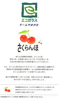 2009/04/07 17:13/エコガラス「さくらんぼ」 (1)