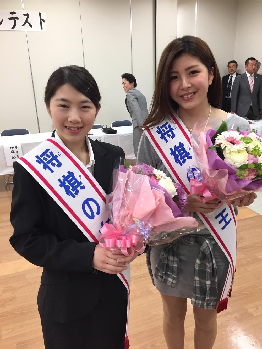 第37代「将棋の女王」に当館接客係の高橋さんが選ばれました!:画像
