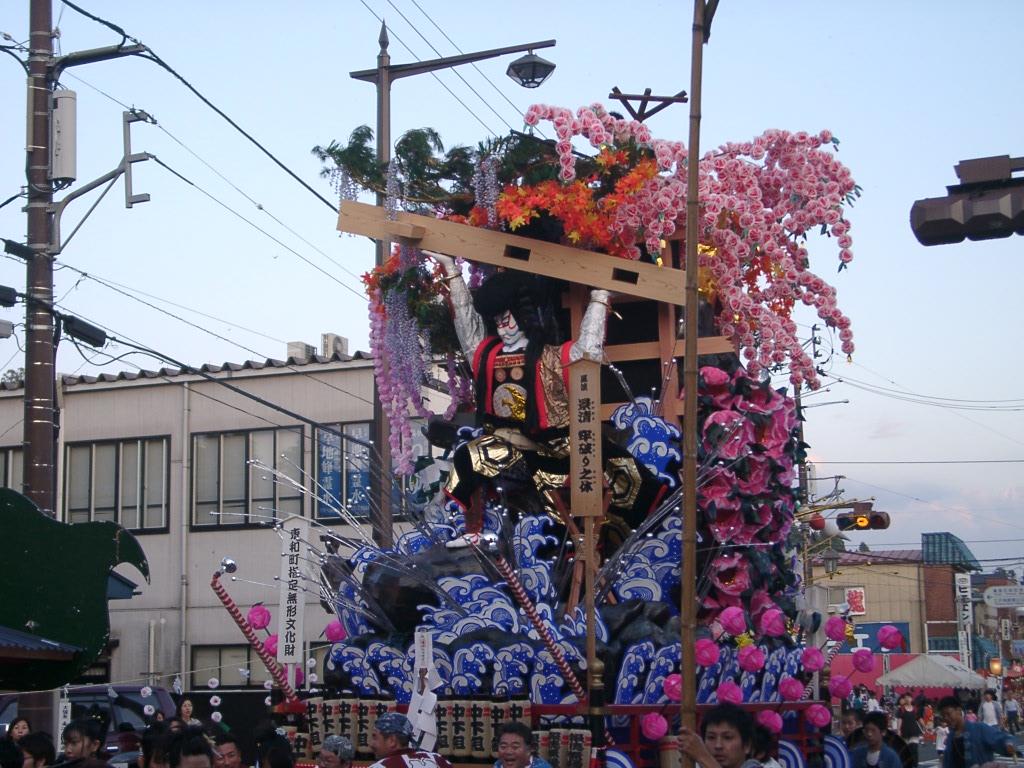 ○土沢祭り開幕です!!の巻!^^