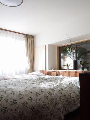 【石川町・Nさん宅の改造 】 寝室エリア完成:画像