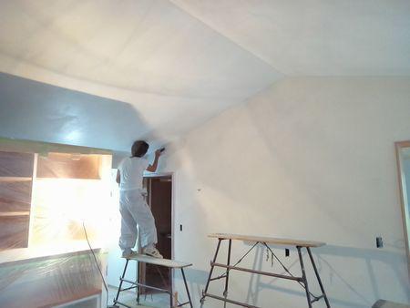 【福島市渡利・I邸/伊礼智設計室】 漆喰塗り:画像