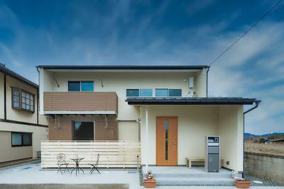 【PHOTO gallery】 福島市桜本・ドミノS邸「外観」:画像