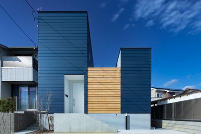 【PHOTO gallery】 郡山市台新・シンプルノートY邸「外観」:画像