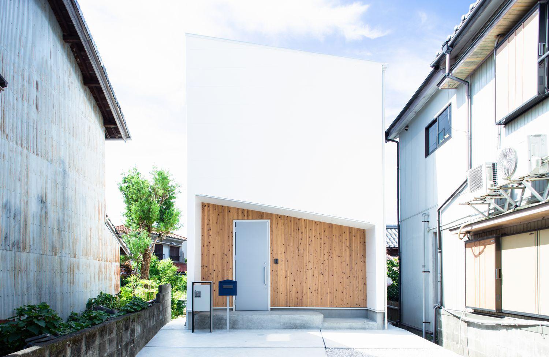 M様邸 敷地を選ばない設計概念:画像