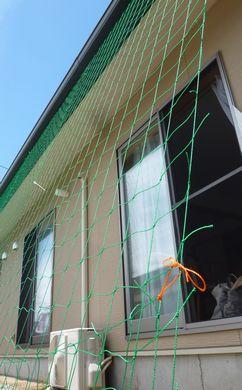 Sさん家 夏本番前に「緑のカーテン」設置してきました
