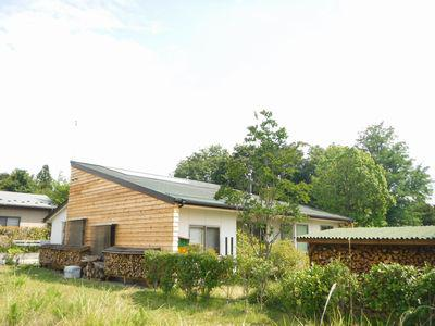 【泉崎村・Yさん宅の改造 】山小屋雰囲気しあがりました/