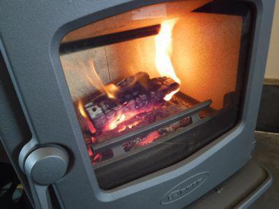【郡山市西田・ドミノT邸 】 待ち焦がれてた、火入れ式:画像