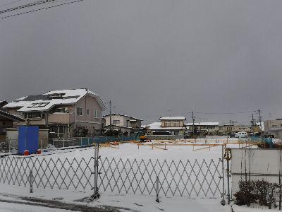 【福島市渡利・I邸/伊礼智設計室 】 雪の年越し:画像
