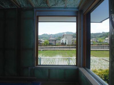 【福島市渡利・I邸/伊礼智設計室】 外は暑くても、中は涼しい現場