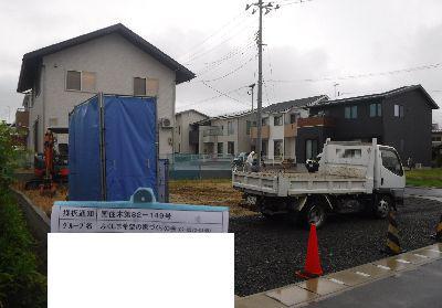 【郡山市久留米・ドミノK邸 】 平成30年度 地域型住宅グリーン化事業 採択物件スタート:画像