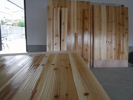 【福島市渡利・I邸/伊礼智設計室】 コンクリ塀に木目をつけるひと手間:画像