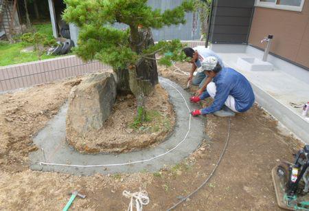 【須賀川市泉田・T邸 】 外構計画を練り練り:画像