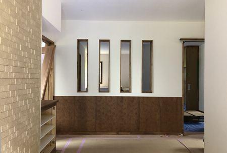 【須賀川市泉田・T邸 】 室内の雰囲気が刻々と変わるとき:画像