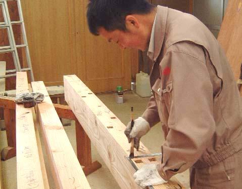 宗像 健二|大工 一級技能士、二級建築士