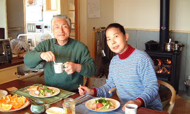 四季の移ろいを五感で堪能 『農的暮らし』  望月さん(小野町):画像