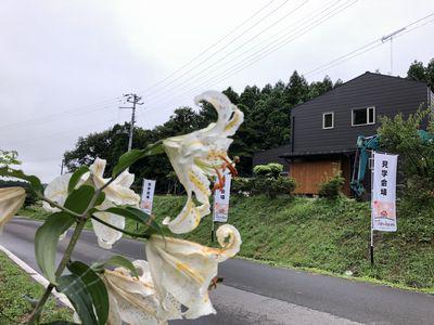 【須賀川市泉田の家・完成見学会の御礼】:画像