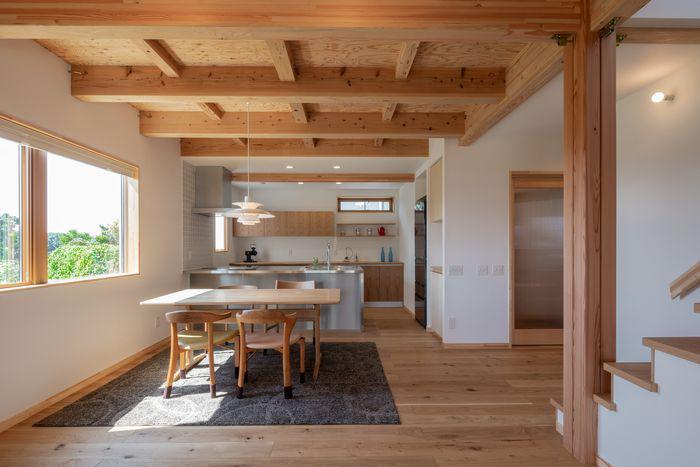 【PHOTO gallery】 郡山市田村町・ドミノS邸 「内観-1/2」:画像