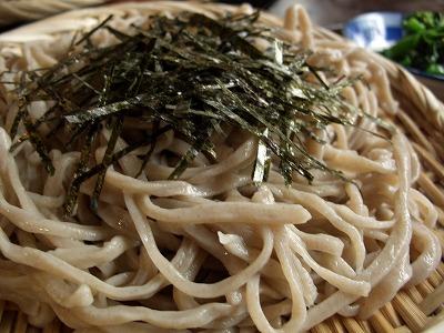 東北・北海道地方で唯一、将軍家に献上したお蕎麦・・・/