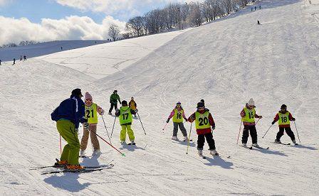 天童高原スキー場ゲレンデ情報