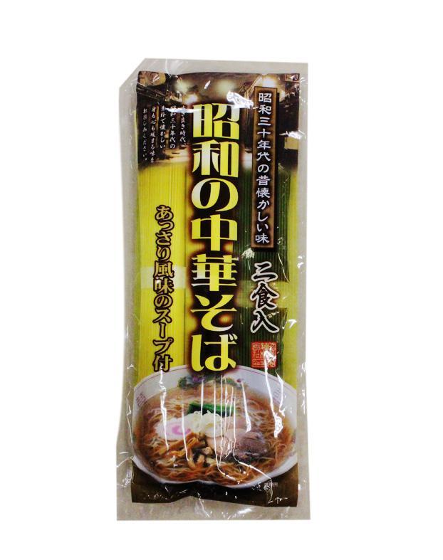 昭和の中華そば 270円:画像
