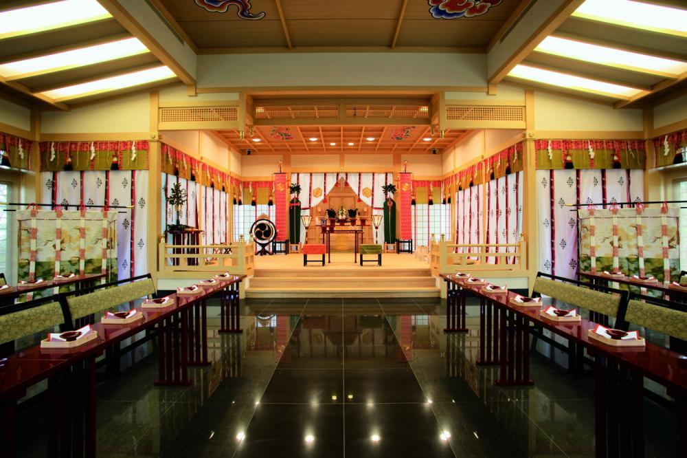 【天童ホテル七五三プラン】出雲神殿で七五三★ご祈祷、ご会食、ご予約受付中!