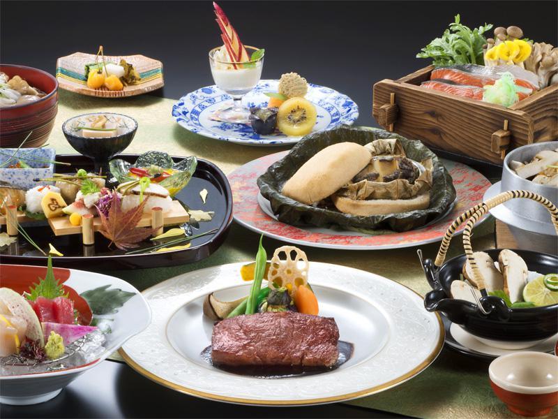 【9/1~11/16】秋の味覚プランご予約受付中!
