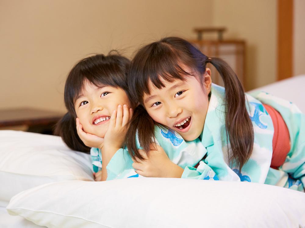 【春休みにおすすめ】天童ホテルのファミリープラン♪