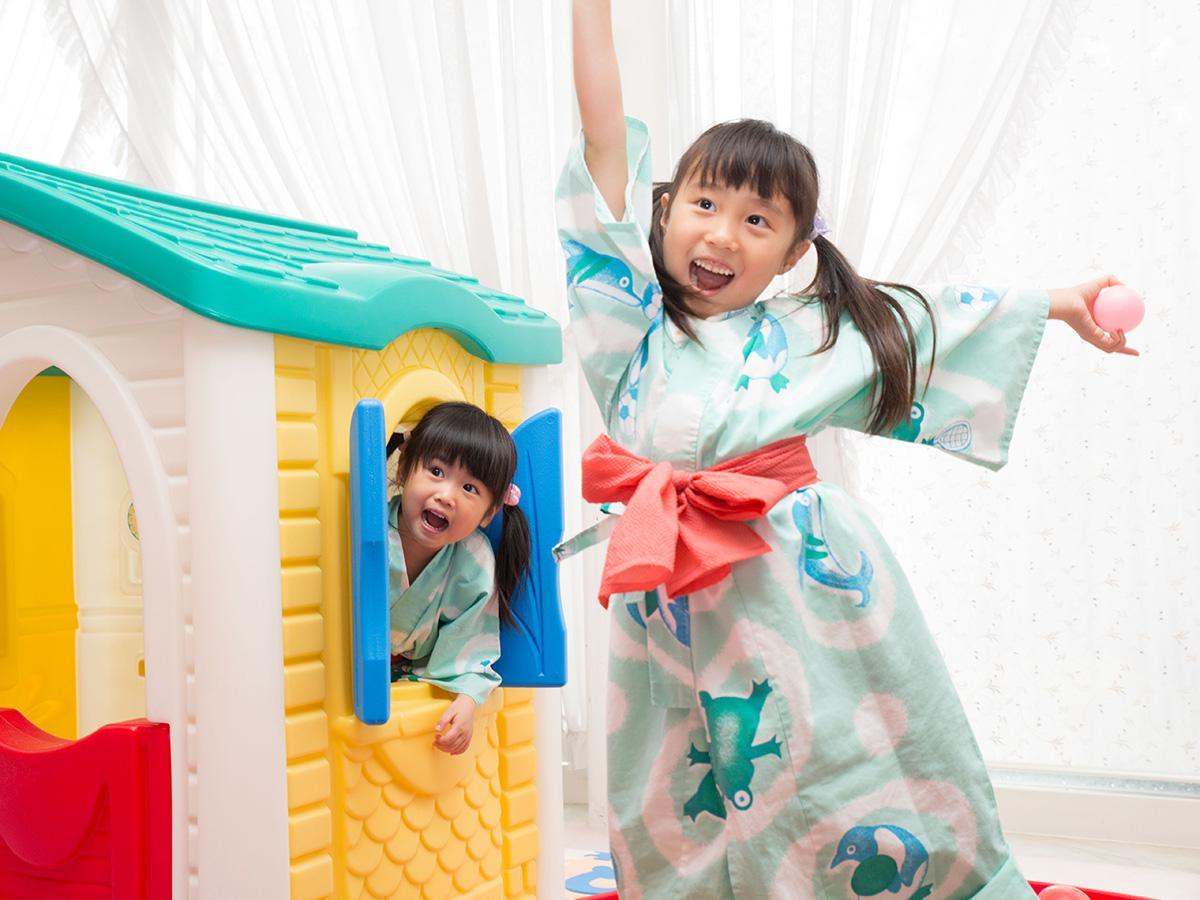 【4/1限定】新学期前の家族旅行に★人気のファミリープランがお一人様2000円割引!