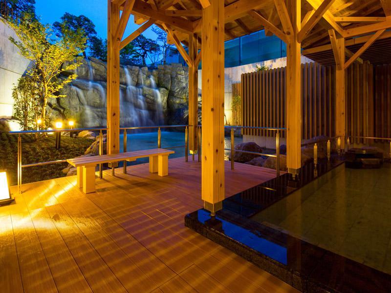 入浴は、日没の頃がおすすめです♪:画像