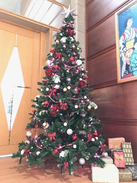 クリスマスツリー:画像
