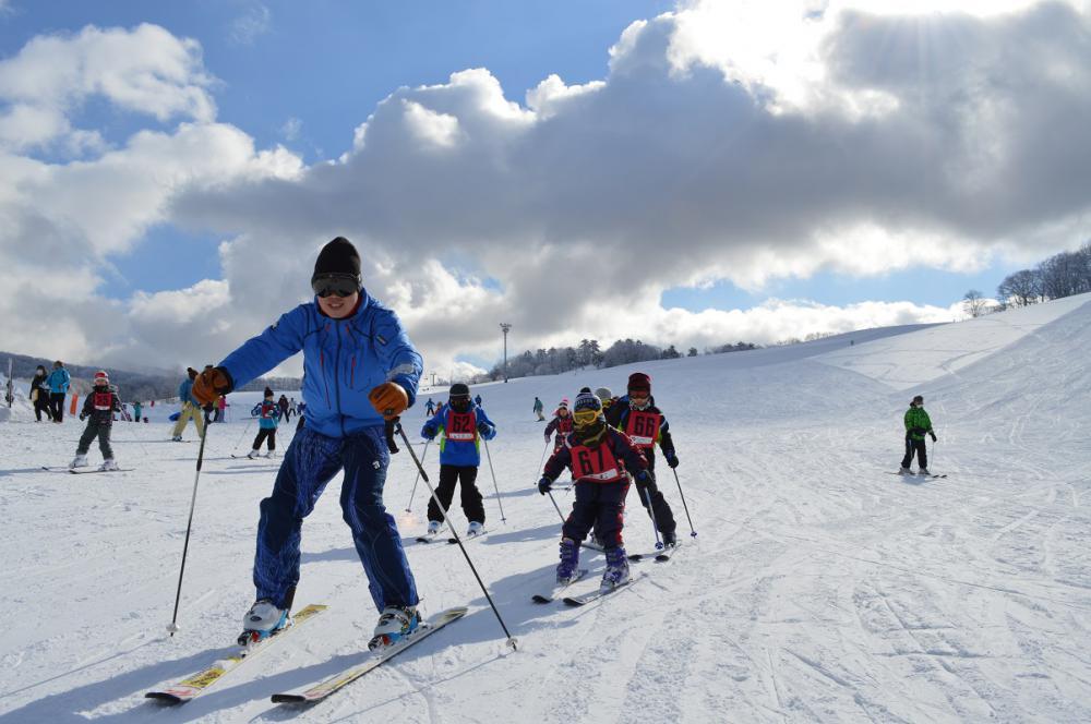 【12/23】天童高原スキー場がOPEN