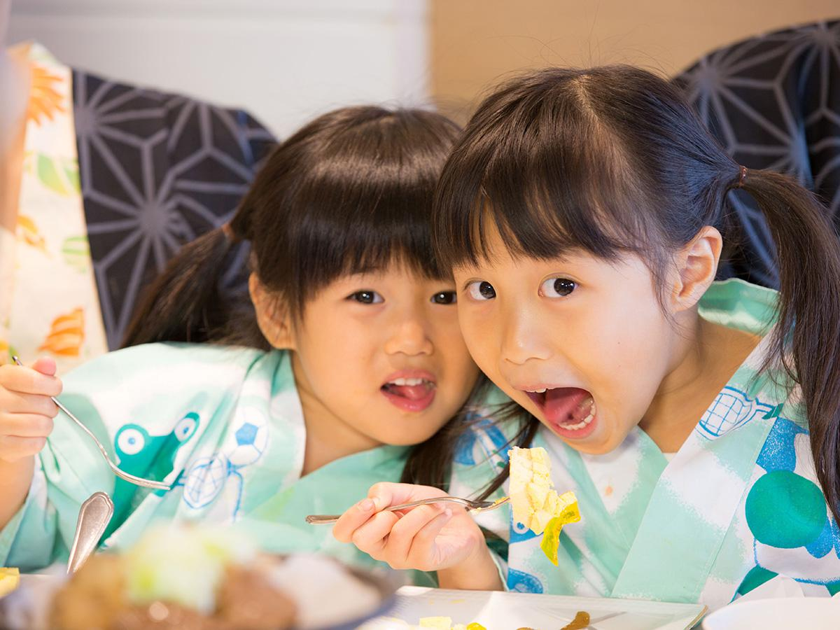 Baby, child welcome ♪ Four major; is with benefits! Family plan of Tendo hotel★