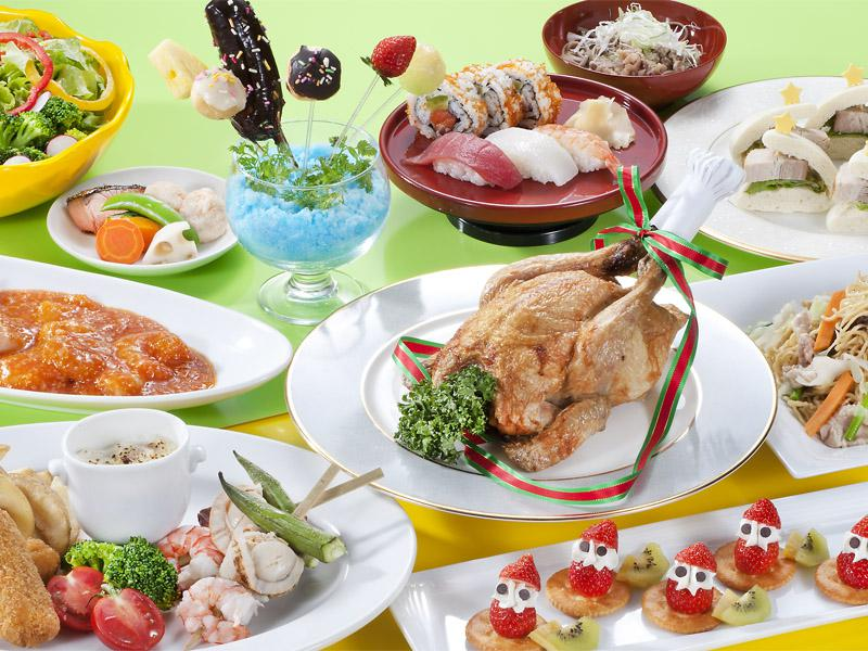 [12/23] Popular plan ★Christmas family buffet reservation acceptance start!