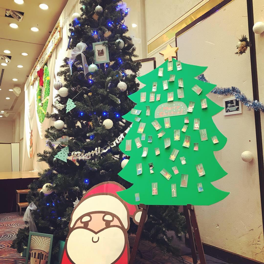 天童ホテル☆クリスマスファミリーバイキング♪