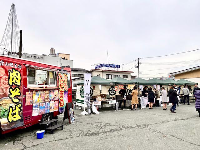 天童温泉屋台村「と横丁」プレオープン第二弾!
