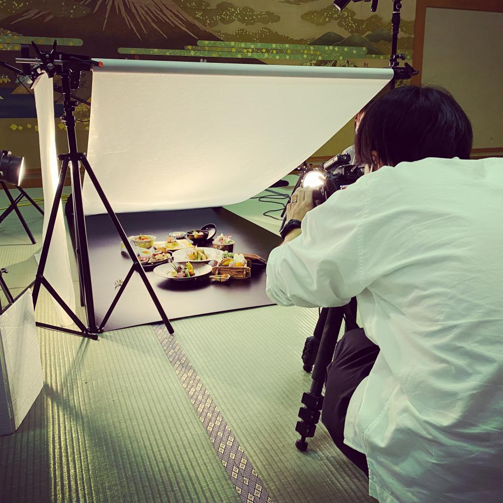 冬の料理撮影♪:画像