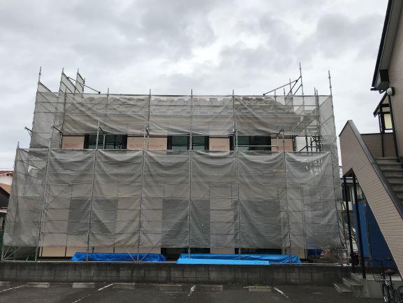 多賀城市T様邸断熱工事完了:画像