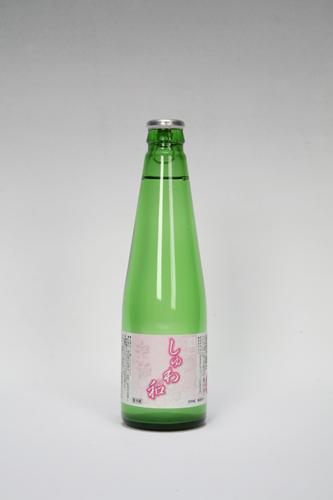 新商品を出しました。シュワッとした日本酒です/