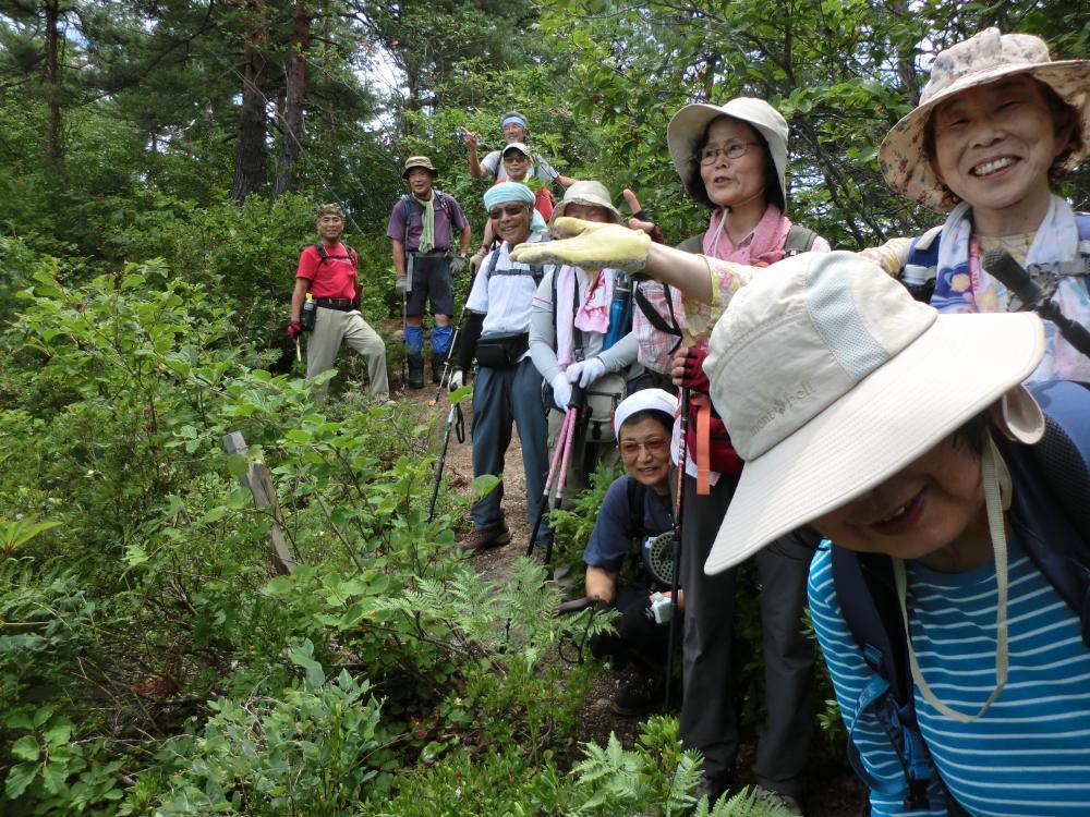 ◆文殊山登山ガイドしました。◆