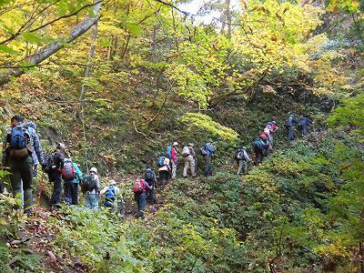◆豪士山民衆登山開催◆