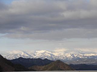 ◆二井宿峠からの高畠◆
