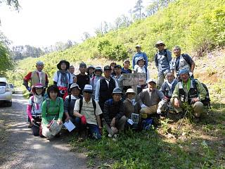 ◆春の鈴沼文殊山登山会無事終了しました。◆