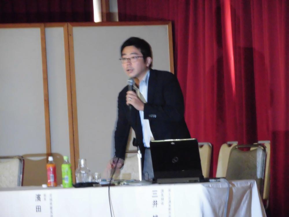 ◆政宗ワールドプロジェクト講演会に参加◆