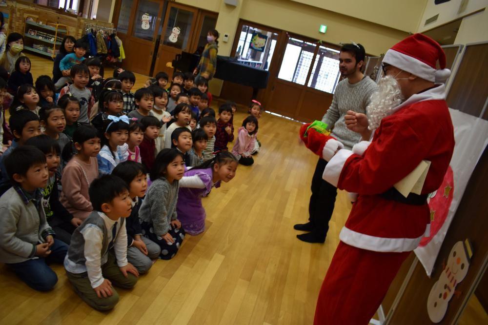 12月21日 クリスマス会 その1