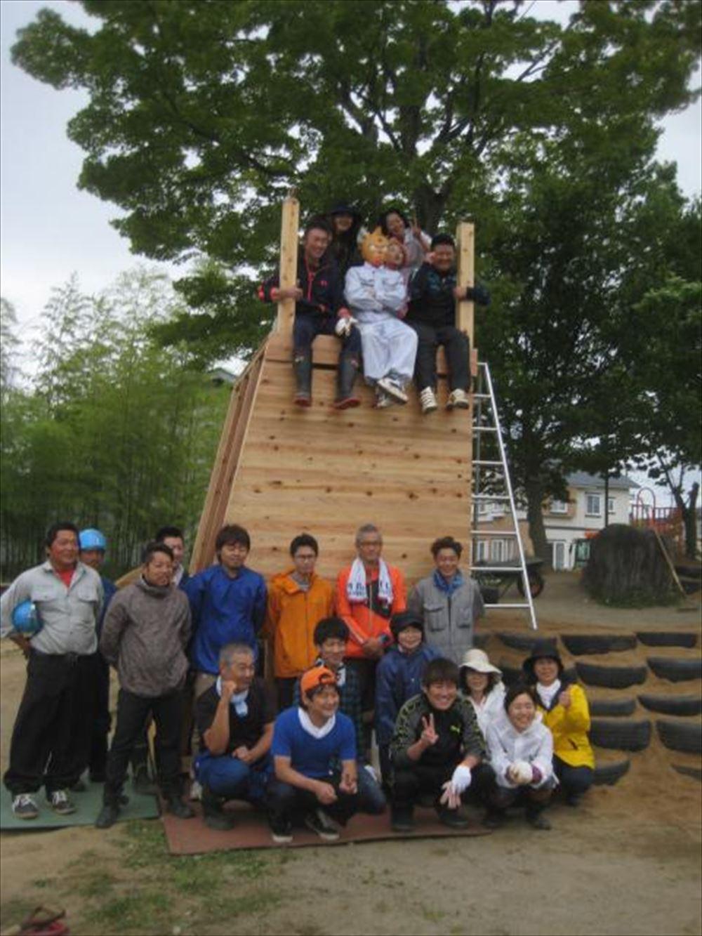 園庭プロジェクト